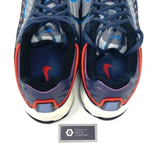 """Nike Shoes - Nike Airmax Deluxe """"Thunder Blue"""" Mens Shoes"""
